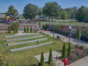 city of Kennesaw Depot Park
